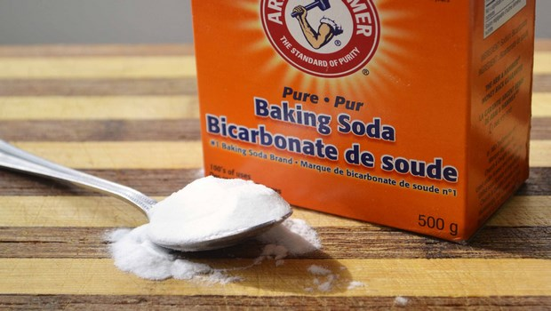 Itchy Remedies - Baking soda