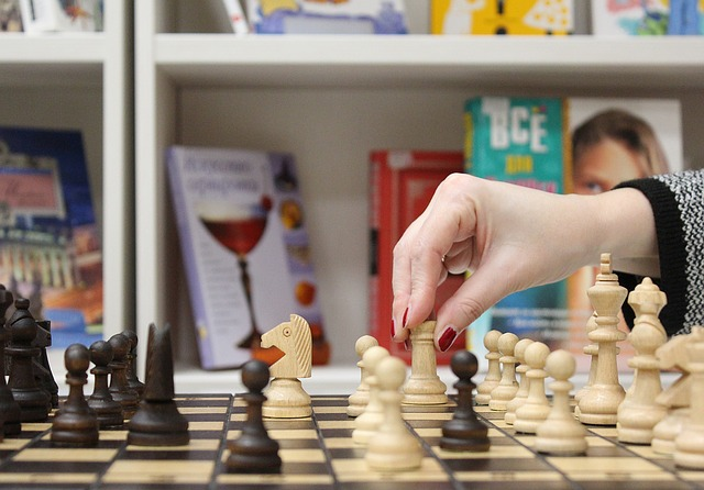 chess - Family Bonding