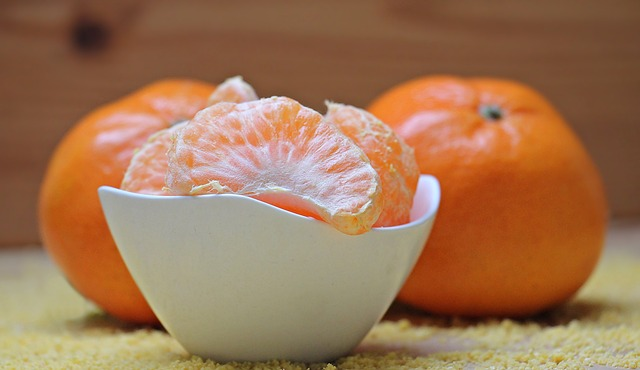 tangerines - Treating Allergies – Home Style