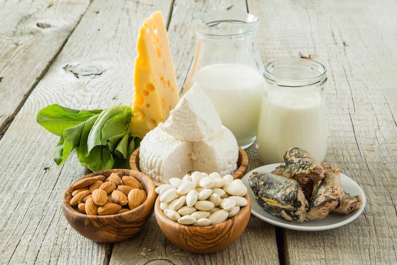 calcium - The Best Home Remedies