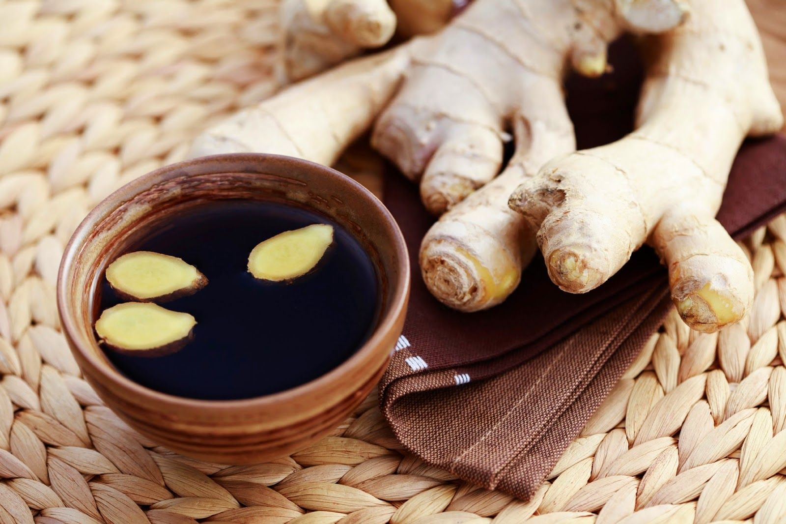 ginger - The Best Home Remedies