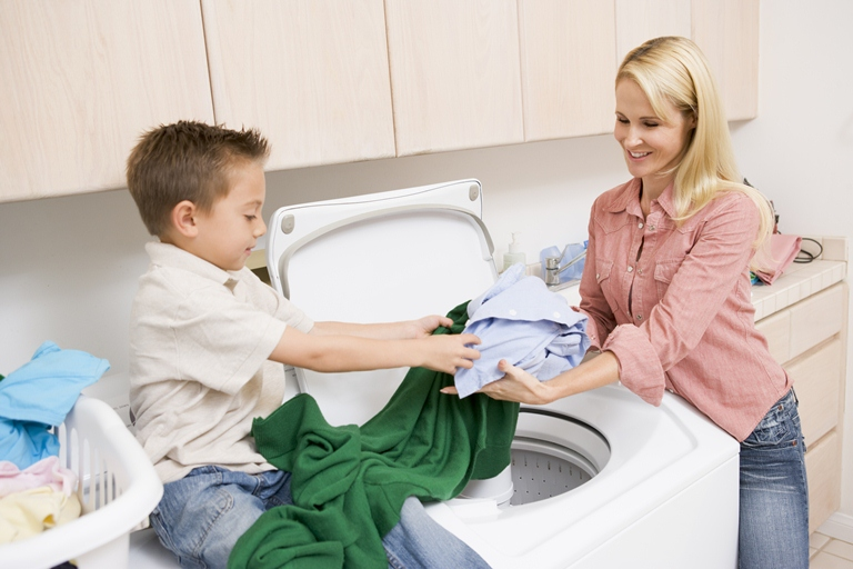 4 - Fine Tuning Your Large Family Laundry System