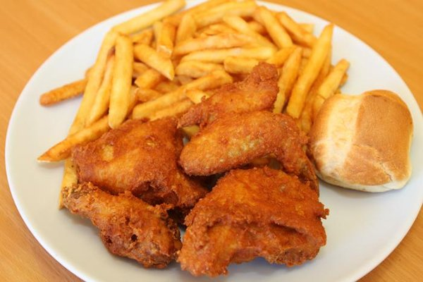 fried chicken - Practical (and necessary) Diet Improvements