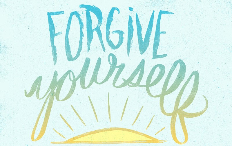 gorgive yourslf 1 - Tips for Overcoming Emotional Pain