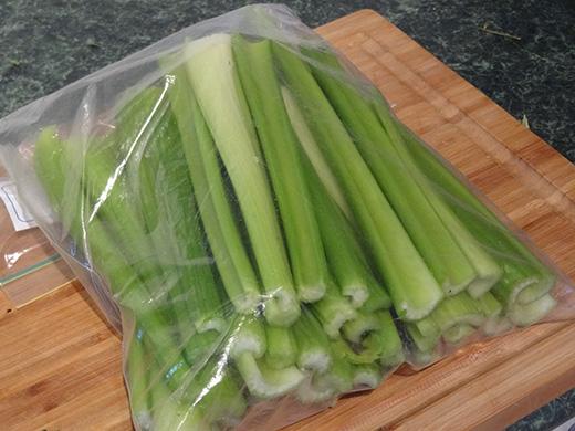 storing vegetables celery - Veggie Vitality: Preserving the freshness of our precious produce