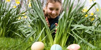 painted-easter-egg-hunt-with-the-family