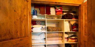 Taming The Linen Closet