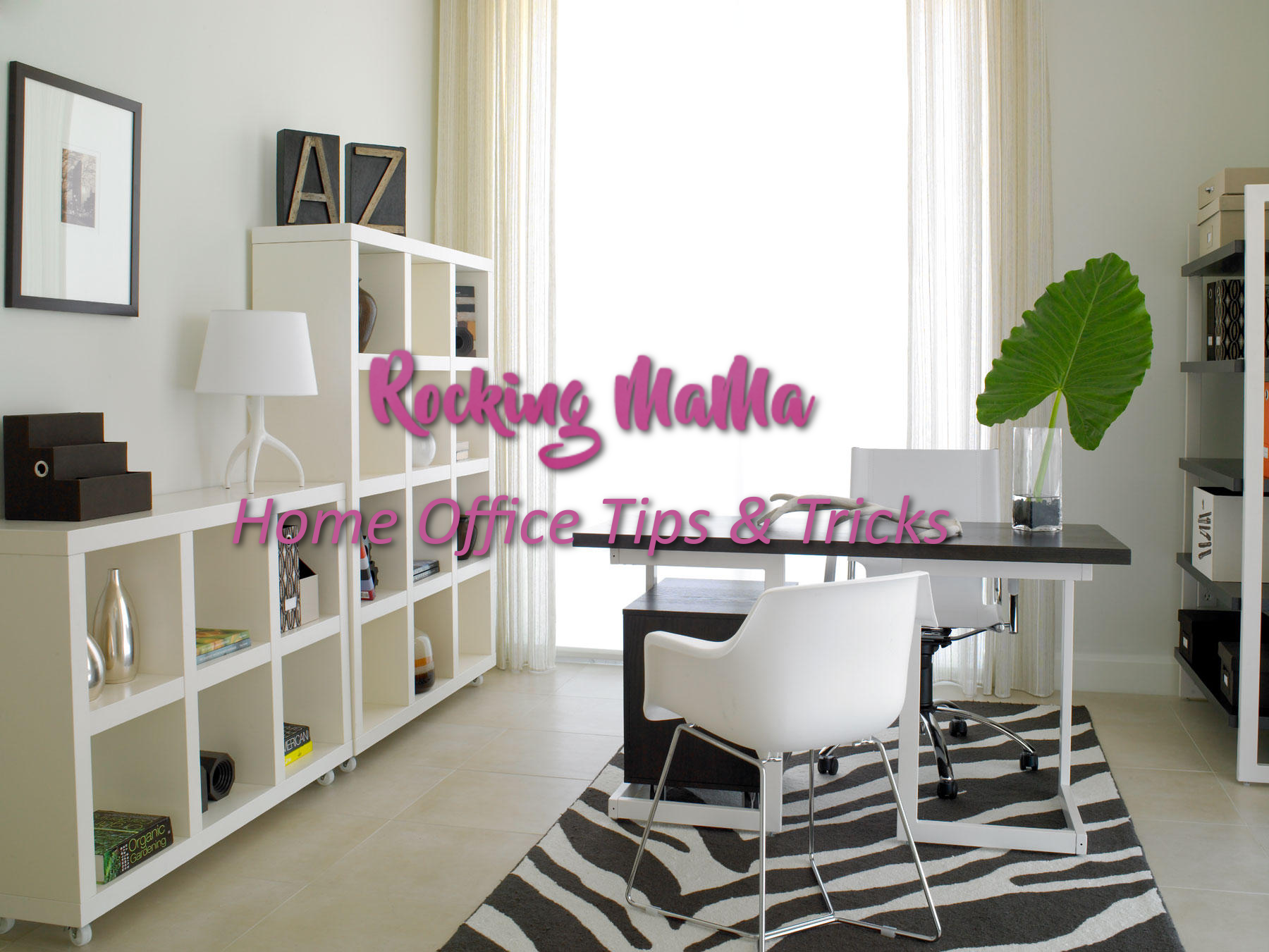 Making Your Home Office Part of Family Activities - Rocking Mama\'s Blog
