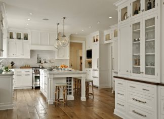 white-shaker-glass-wall-cabinets